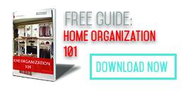 home organization guide