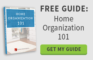 home organization 101 guide