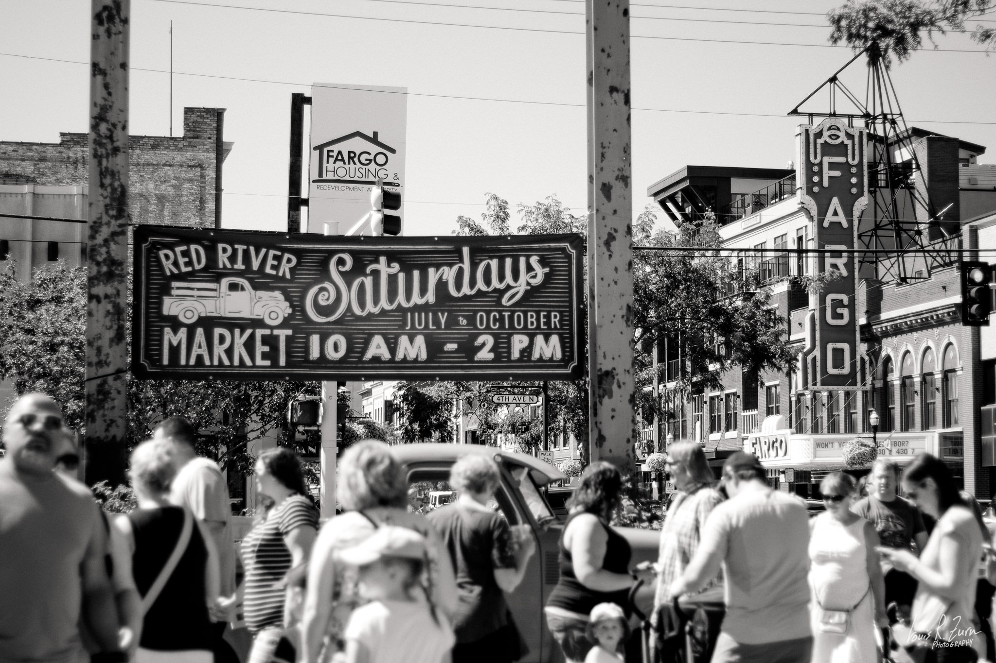 Red River Market Opening Day 2018