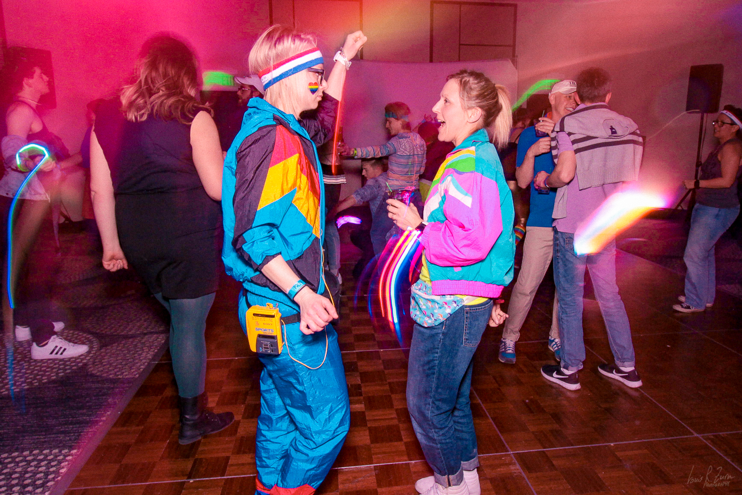 FM Winter Pride Totally Gay 80's Dance Party