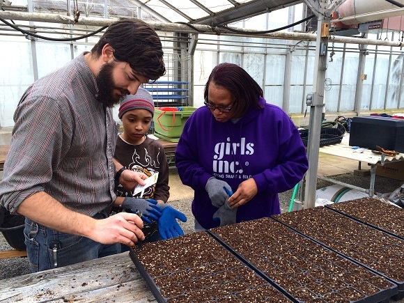 Doing good: girls farming for the future - High Ground News