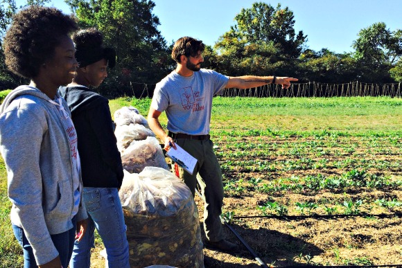 Girls Inc. takes mission to roots with Frayser Youth Farm - High Ground News