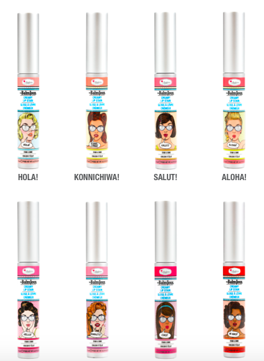 The Balmjour Creamy Lip Stains - Again, another youtube video and another item added onto my wishlist. The worst (or best) part is I love every color and can't decide which one!!Find them here!