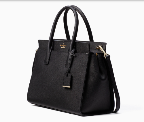 Kate Spade Cameron Street Satchel - Kate Spade is my favorite bag brand ever. My heart is heavy for her family and friends. I can't imagine what they're enduring as of late.She truly had a talent and this bag should belong in my arms.Get it Here....