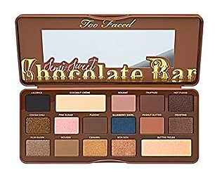 Ulta 21 days of Beauty- Chocolate bar palette half off today only!  Here