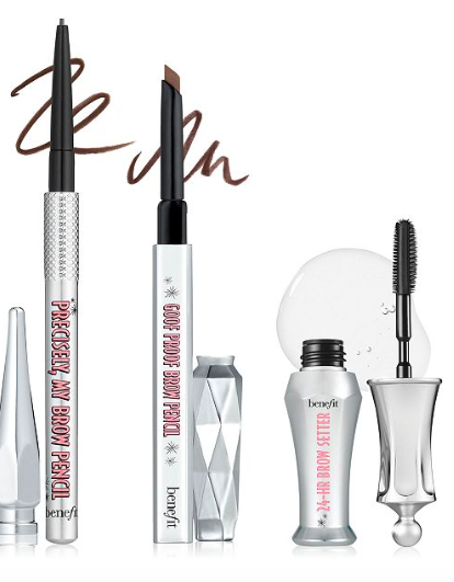 Benefit give me brow! All three for $20! use code VIP