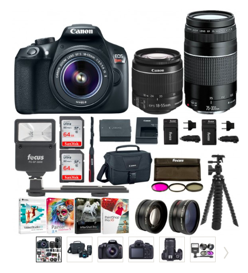 use code: BDGIFT at checkout and get this entire bundle for $449 shipped!