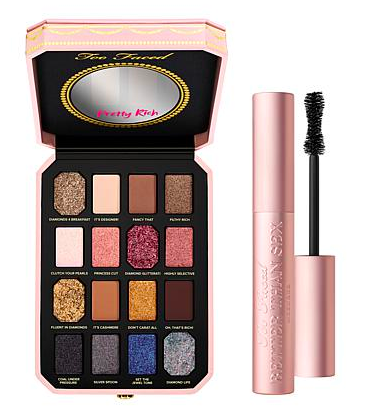 get this whole set for $54! Mascara alone is $25