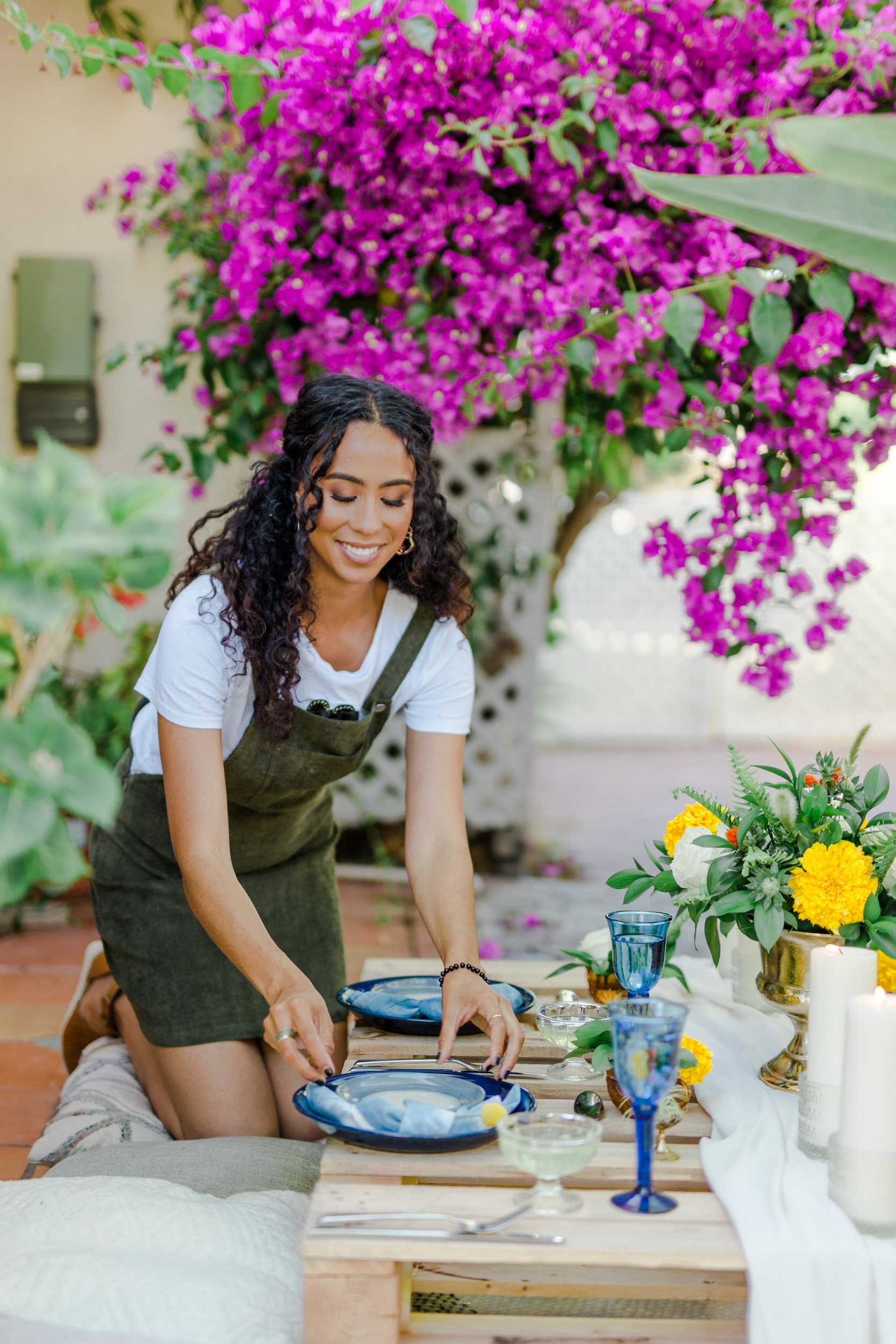 Hello! - I'm Alysa Monét, owner and lead designer of by Alysa Monét, a wedding design consulting firm that specializes in wedding planning and wedding management. I've been in the wedding industry for the greater part of 8 years and love bringing couples' wedding day visions to life! My design style is a perfect blend of classic pieces paired with contemporary trends that both make a statement as well as individualize your wedding look. My joys in life are: Beyoncé, elephants, donuts, my hubby and my two dogs Kai and Hula. I love what I do and enjoy getting to meet fun couples who are passionately in love.Our team is local to the San Francisco Bay Area and we are available to travel throughout the country and around the world. We know that wedding planning can be stressful, complicated, and challenging and our priority is to support you in enjoying the wedding planning process by taking care of all of the tedious and difficult wedding related tasks so that you can have all of the fun. Our desire is to leave you with a memorable wedding day filled with personalized touches and unique qualities to make your day stand out from the rest.I look forward to chatting with you and hearing about your wedding day desires. Leave me a note and I'll be in touch!