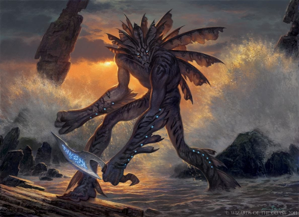 Bant Stoneblade is Poised to Take Over    Zach Zent