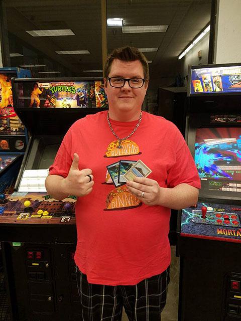 Season 9 Champion! Erik A!