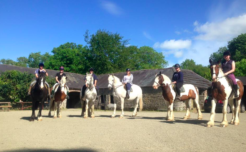 horse riding - With a full stable of horses available, we can provide horse-riding for novice, intermediary and experienced riders. Facilities are available for visiting guests to transport their own horses to Rathe House and permanent livery is also available.* 500 acres of breathtaking countryside to explore* All equipment and instructor provided