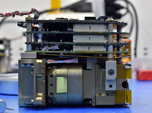ELFIN will also be flying a Switching Instrument Power Supply (SIPS) and an Instrument Data Processing Unit (IDPU) which support the primary instruments in their operation. Students are extensively involved in the design and layout for these instrument boards.