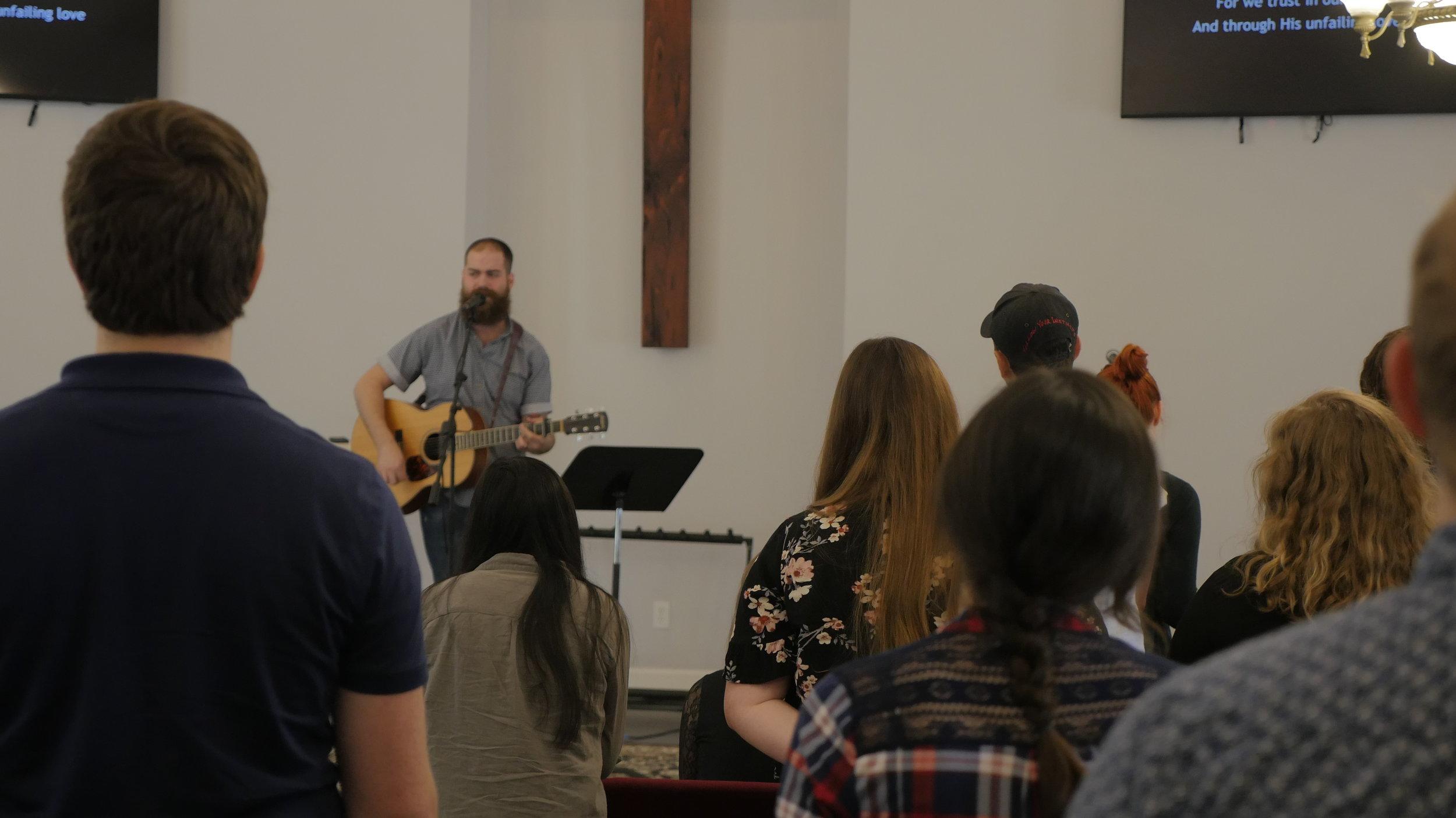 Redeemer city church -