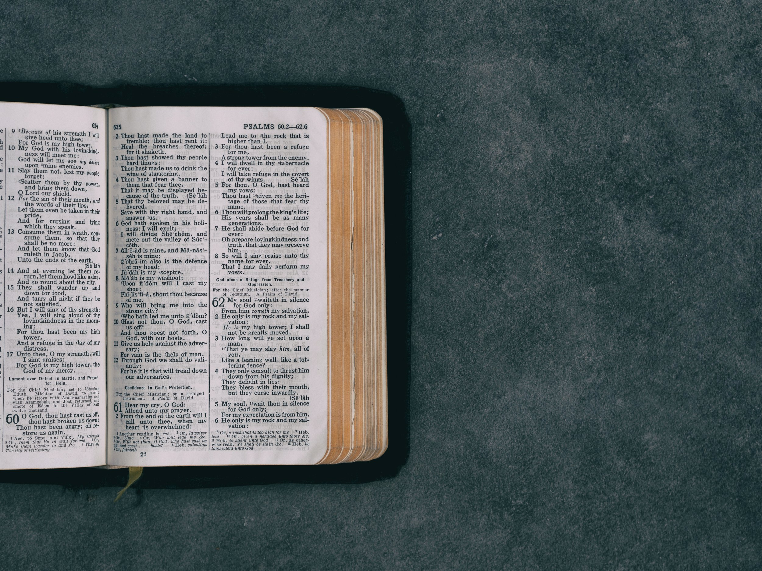 How to Grow in God's Word Today -
