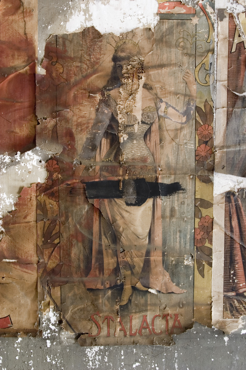 Stalacta(Documenting & Preserving) - August 2007 | Hudson Opera House, Hudson, New YorkEdition of 1520 x 30$1,750