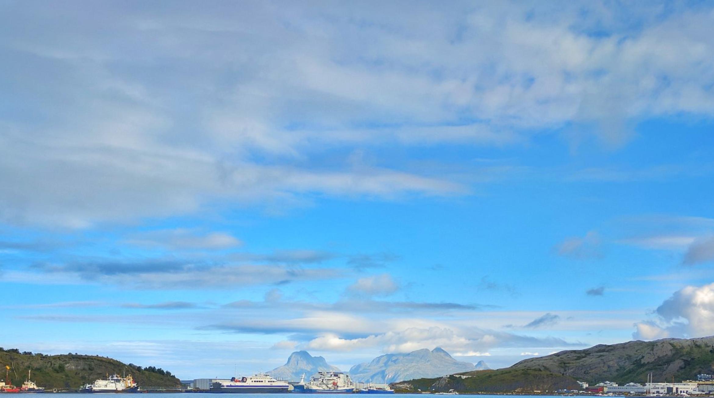 Bodøport.