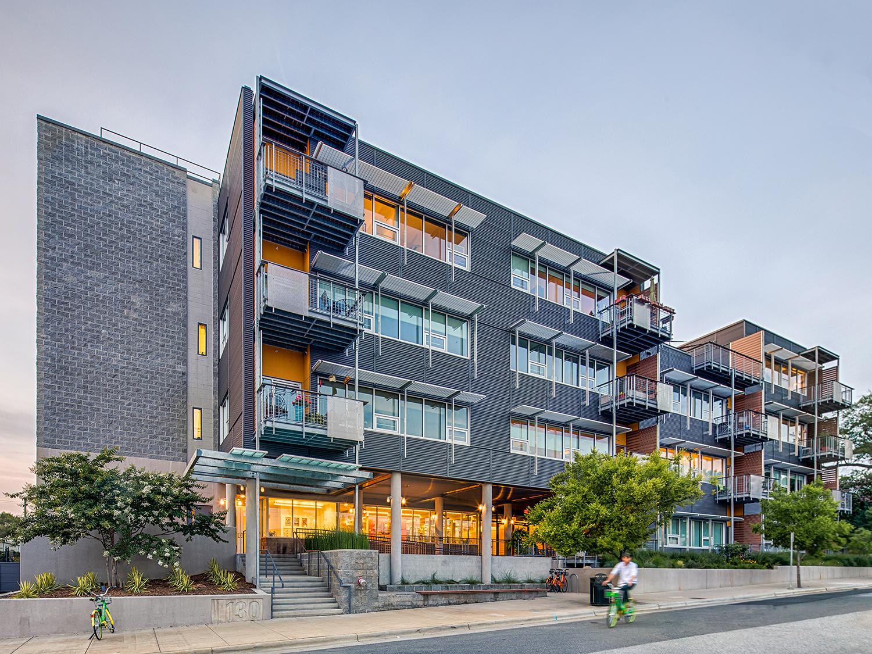 Durham Central Park Co-Housing Community