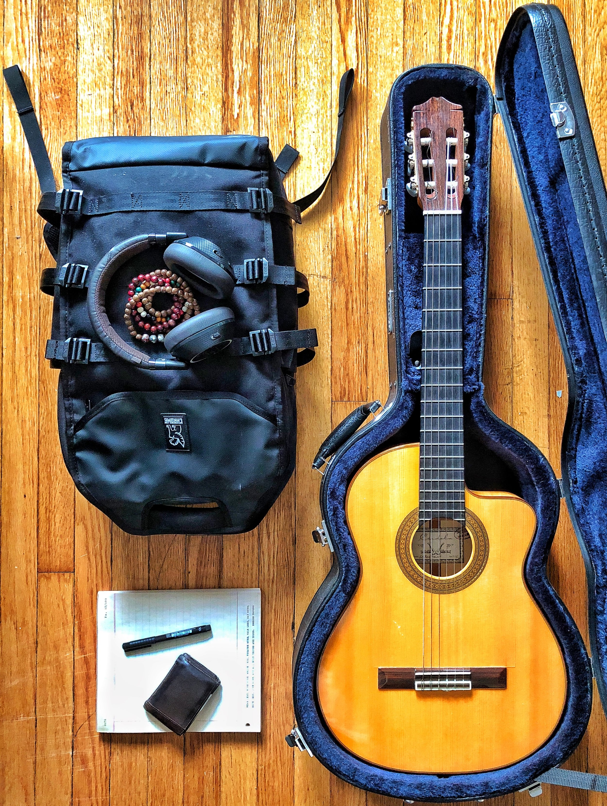 Ready Gear For Recording