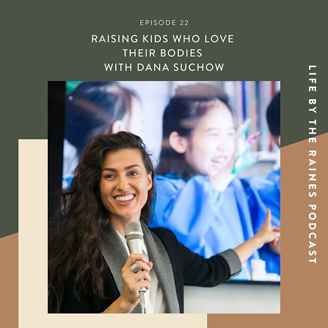 Today's episode is INCREDIBLE!  We had the opportunity to chat with @danasuchow about a topic that is so incredibly necessary today:  raising kids who grow up LOVING their bodies. ⠀⠀⠀⠀ Dana is an award-winning speaker and educator dedicated to helping parents and caregivers raise body confident children. ⠀⠀⠀⠀ In this episode, Dana opens up about her personal journey with eating disorders and how it sparked her current mission in helping parents and educators raise body confident children. We chat about diet culture and its impact on both children & parents, intuitive eating and how parents can help kids develop healthy relationships with nutrition & movement. ⠀⠀⠀⠀ This episode is so full of practical knowledge and tips to start thinking about this topic with your own children.  Even if you don't have kids, these topics are so relevant for adults grappling with their own body confidence and finding peace within their bodies. ⠀⠀⠀⠀ ⠀⠀⠀⠀ We just scratched the surface with Dana, so expect to hear more from her on our podcast in the future!  Dana, THANK YOU for bringing light to these topics and spending time with us to get this message out there.  You are a true beacon of light! ⠀⠀⠀⠀ Find this episode on iTunes | Google Play | Spotify. Find Dana at @danasuchow and danasuchow.com.  Link in bio.
