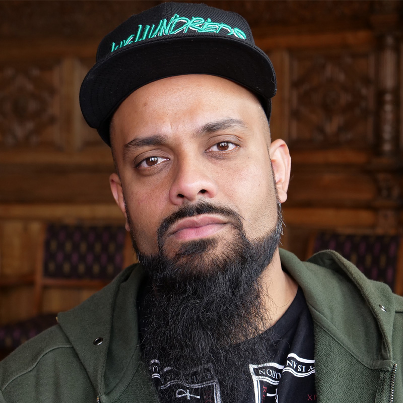Guz Khan - Stand up comedian, writer, actor and creator of BBC series Man like Mobeen. Star in the making