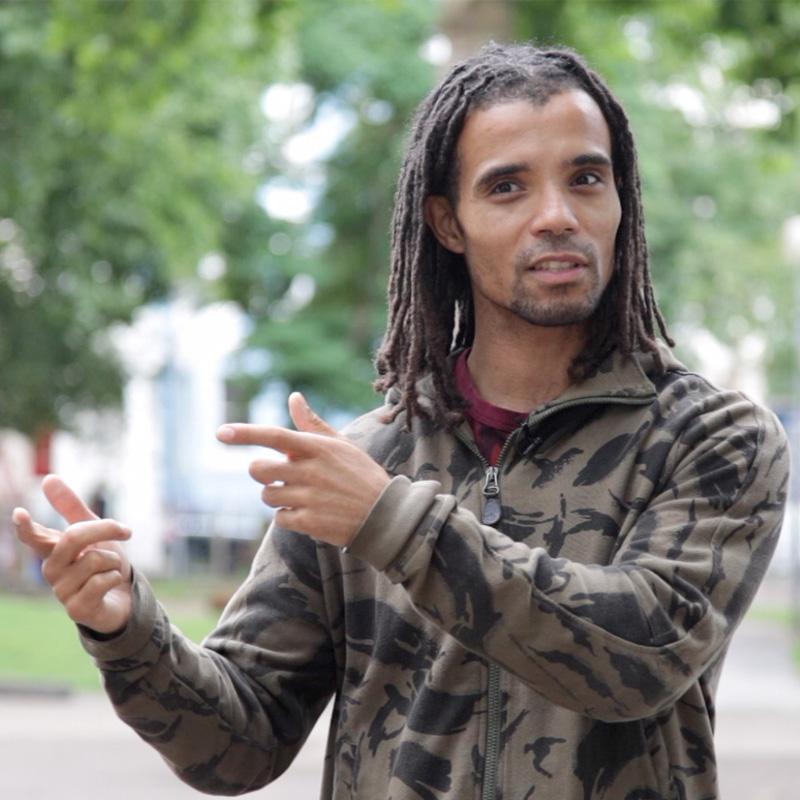 Akala - Rapper, author, historian, political activist and all round inspiring brethren