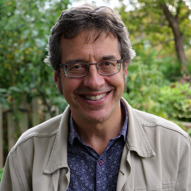 George Monbiot - Author, journalist and innovative environmental activist. Climate Change before it was cool