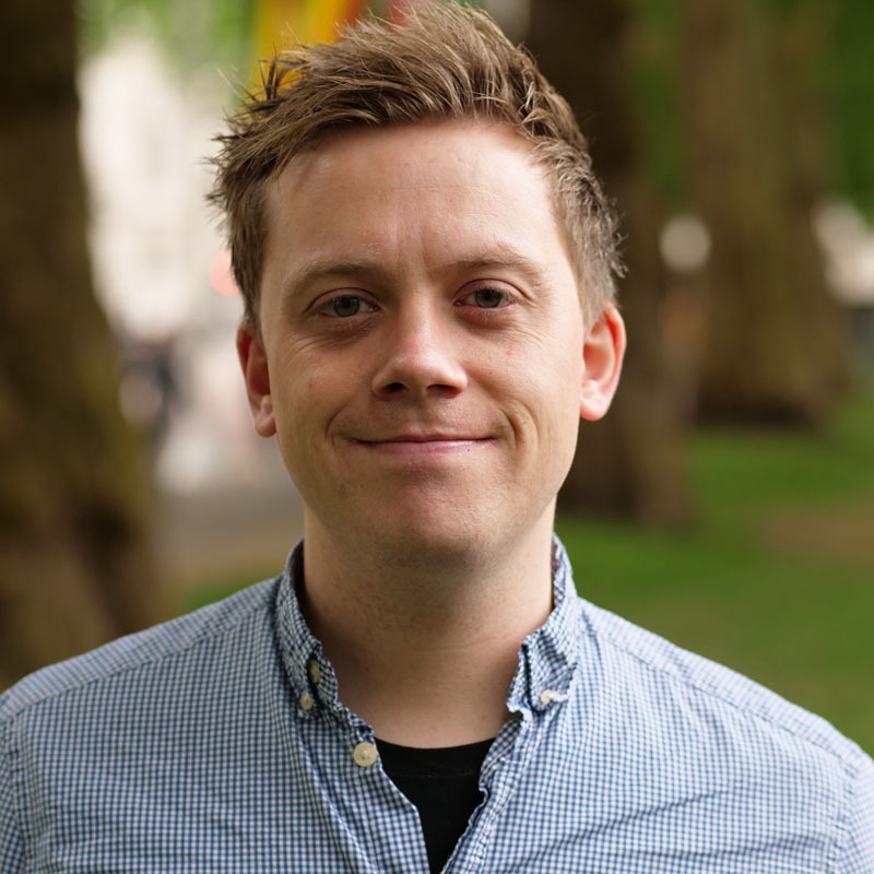 Owen Jones - Guardian columnist and the author of Chavs and The Establishment