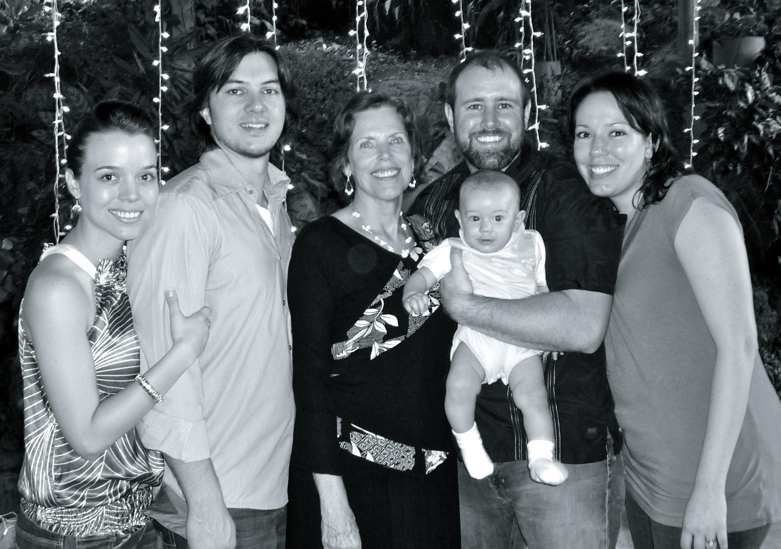 Ruth Ruibal& Family -