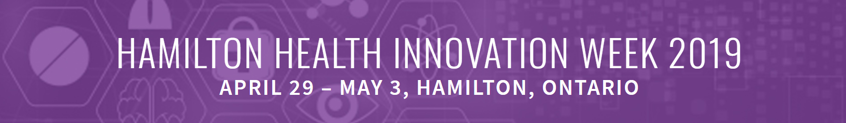 Hamilton Health innovation Week