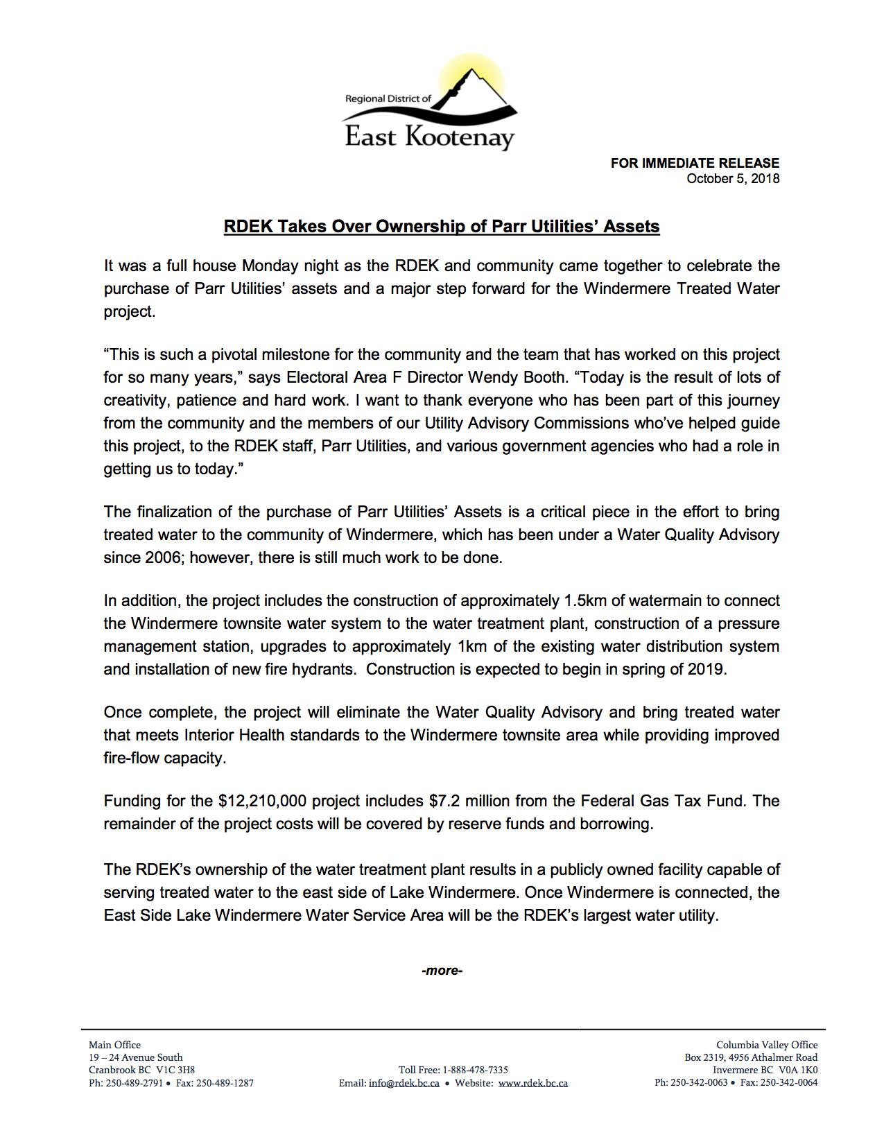 18.10.04 Community Celebration as RDEK Takes Over Ownership of Parr Utilities Assets.jpg
