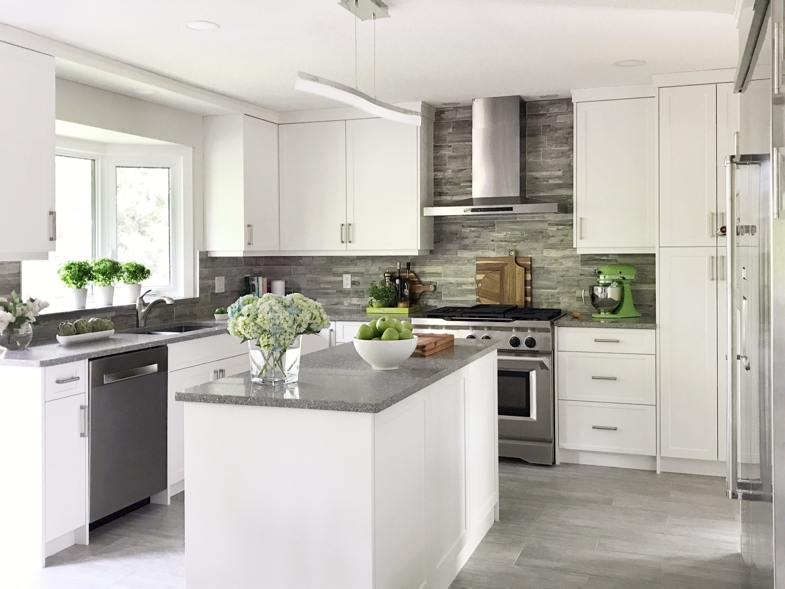 Kitchen Design-Renovation-Style Maven Decor Interior Design-Edmonton Canada