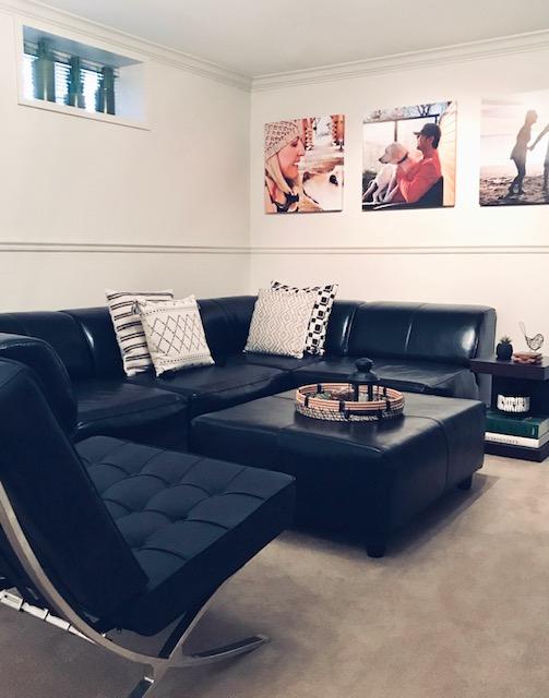 Style Maven Decor-Interior Design-Edmonton-Canada-Man Cave-Media Room-Boho-Organic-Decorating