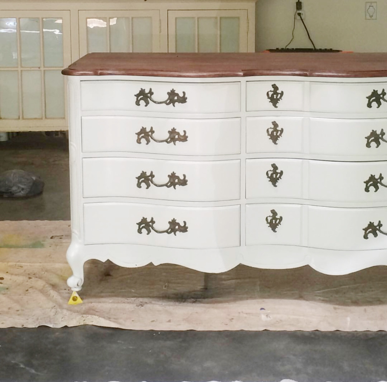 Our Refinished Dresser Finds A New Home