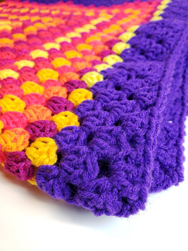Granny Square Baby Blankets… - are total baby gift lifesavers.