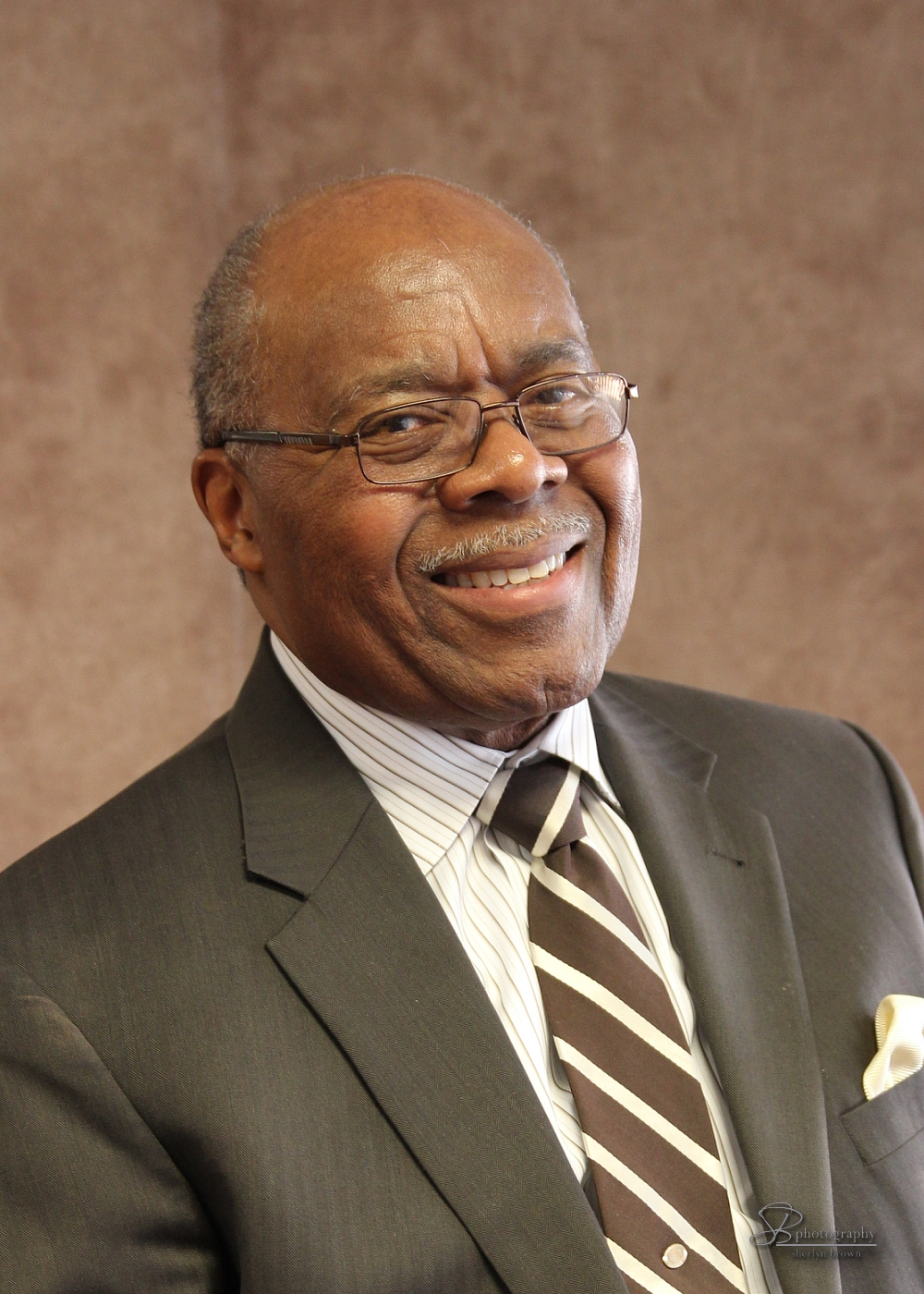 Suffragan Bishop Emeritus Charles Foye, Council Administrator
