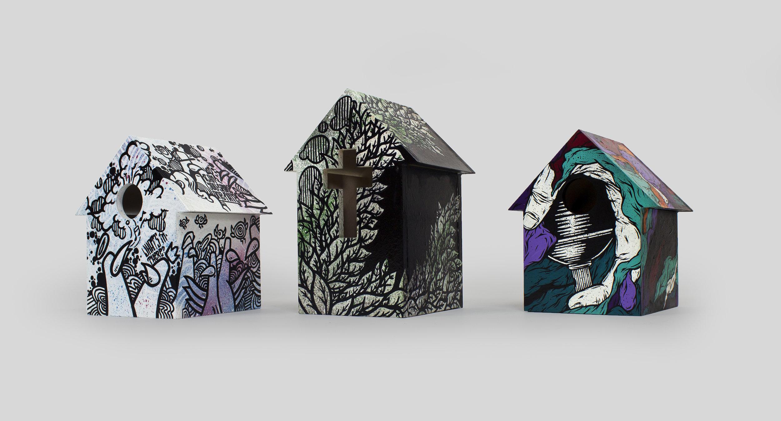Série limitée par les artistes Matel et Avive