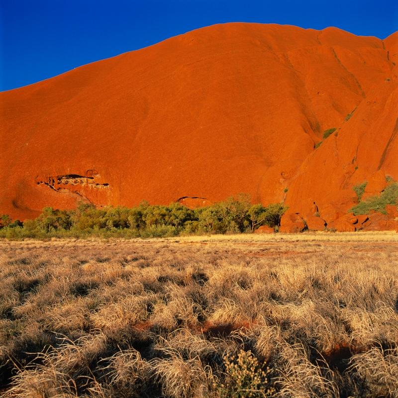 Sacred Uluru