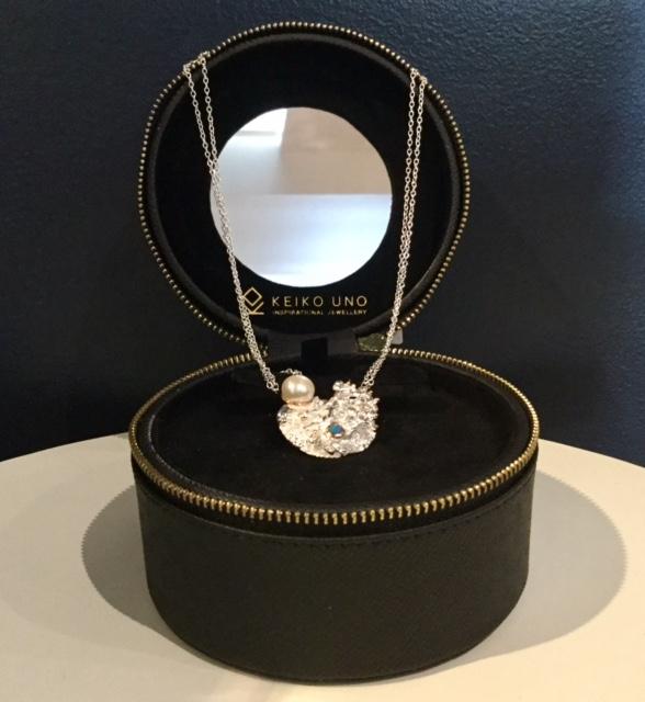 Doublet Opal Pearl Pendant