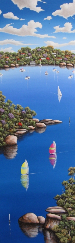 Summer, Sailing and Sunshine