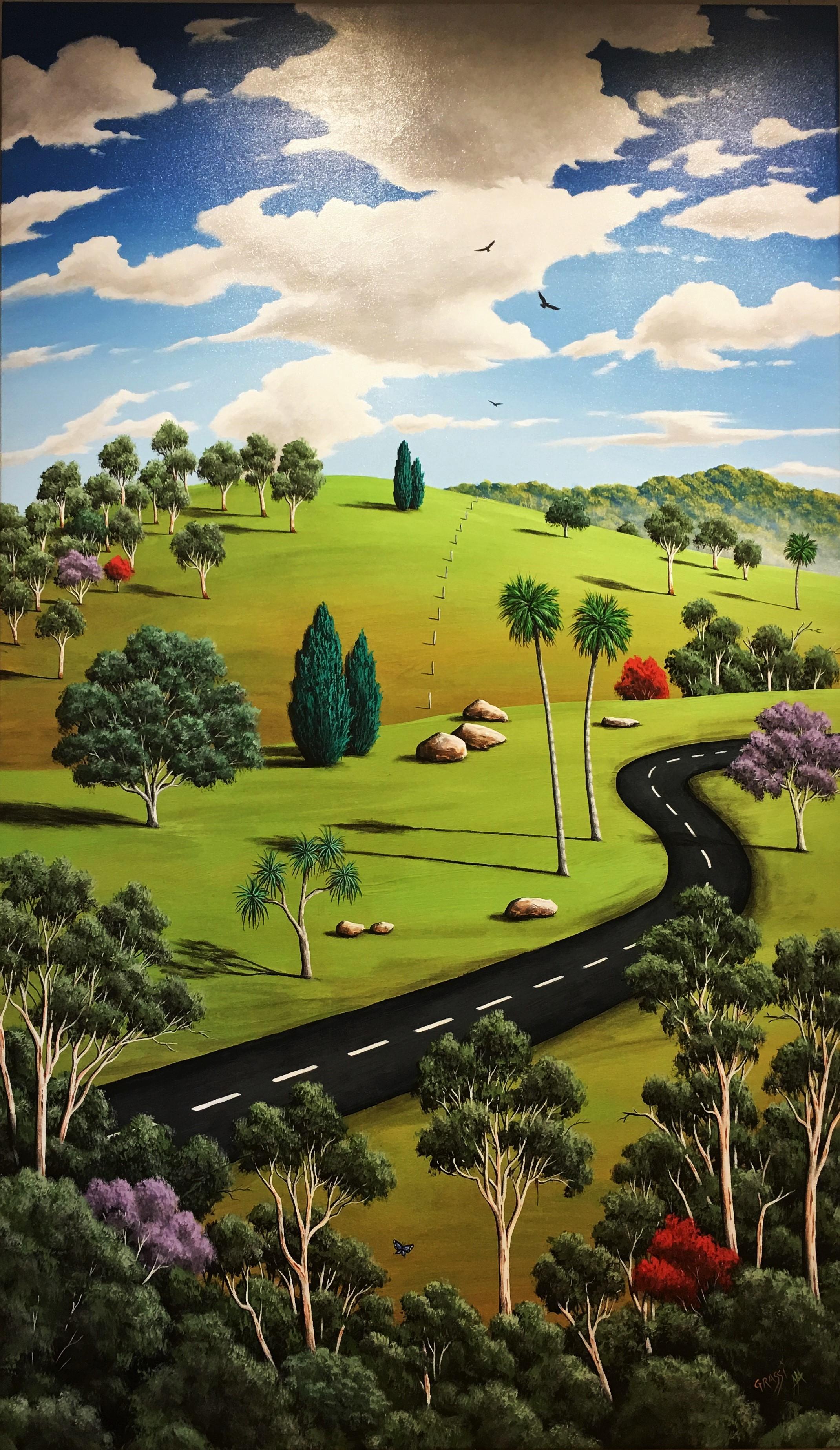 Magnificent Meadows 100cm W x 170cm H