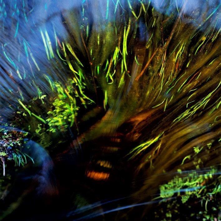 Water Spirit - 100 x 100 cm