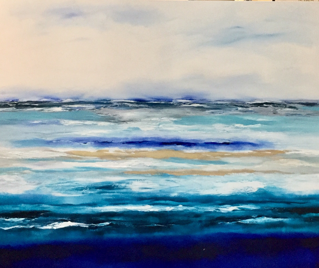 Love Ocean 170 x140cm
