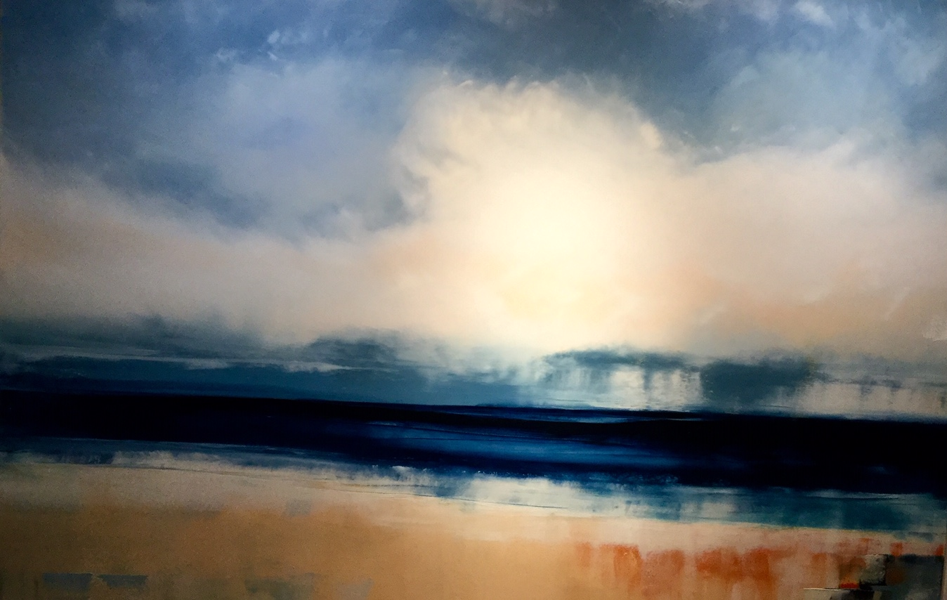 Blue Horizon 185 x125