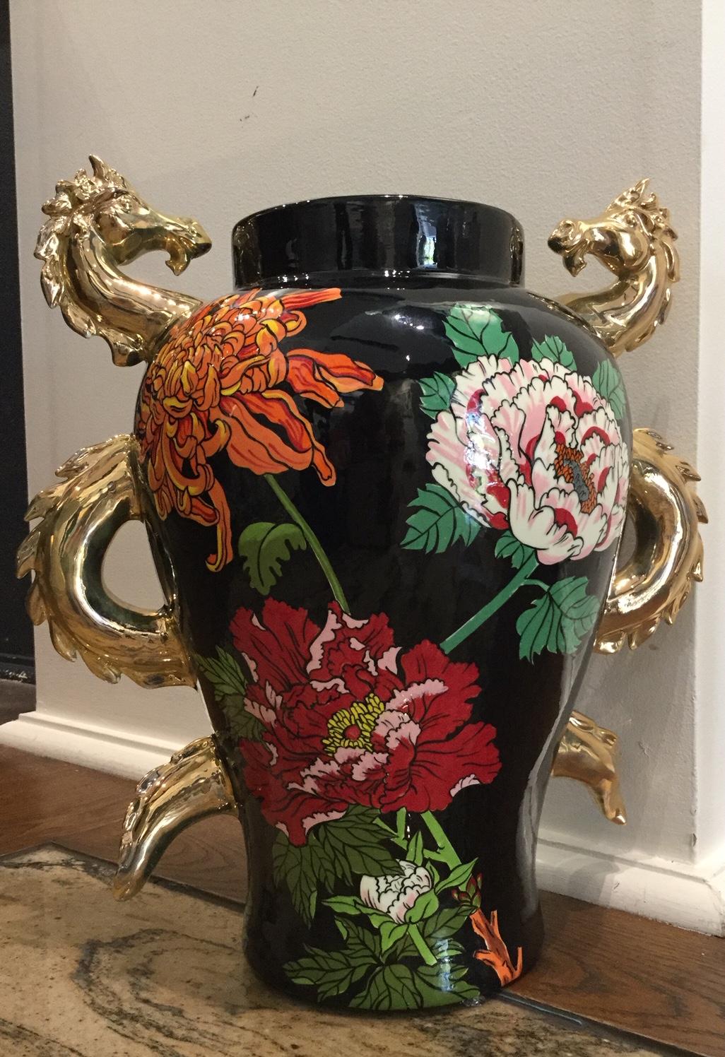 Dragon Vase 1