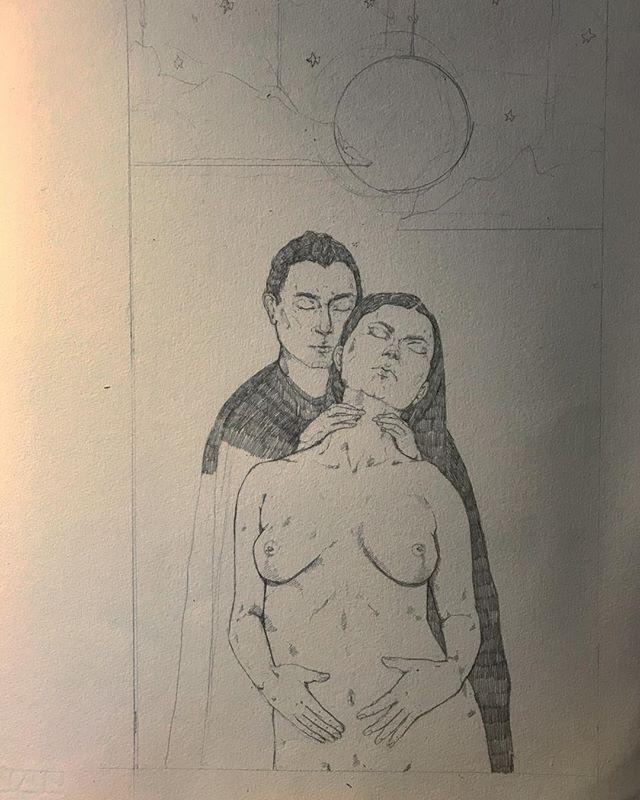 Spooky sketch 🔮