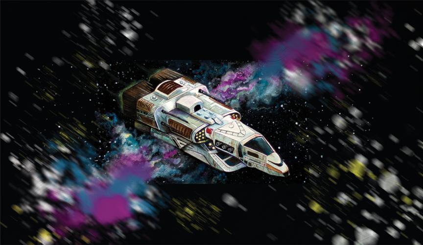 H'ssuk Battle Cruiser