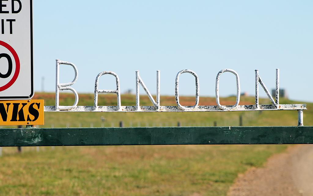 """""""BANOON""""SOLD"""