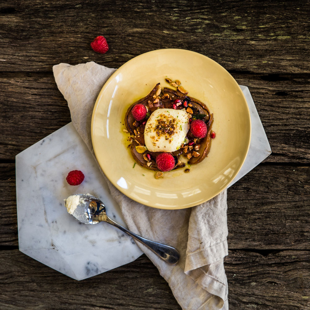 JUST DESSERTS  Our famous  Wombat Hollow Dessert Bar  is a help-yourself sweet buffet that is included when you book the  Table Share Menu . You can also enjoy it as a substitute for the plated dessert course when booking the  Three-Course Menu .
