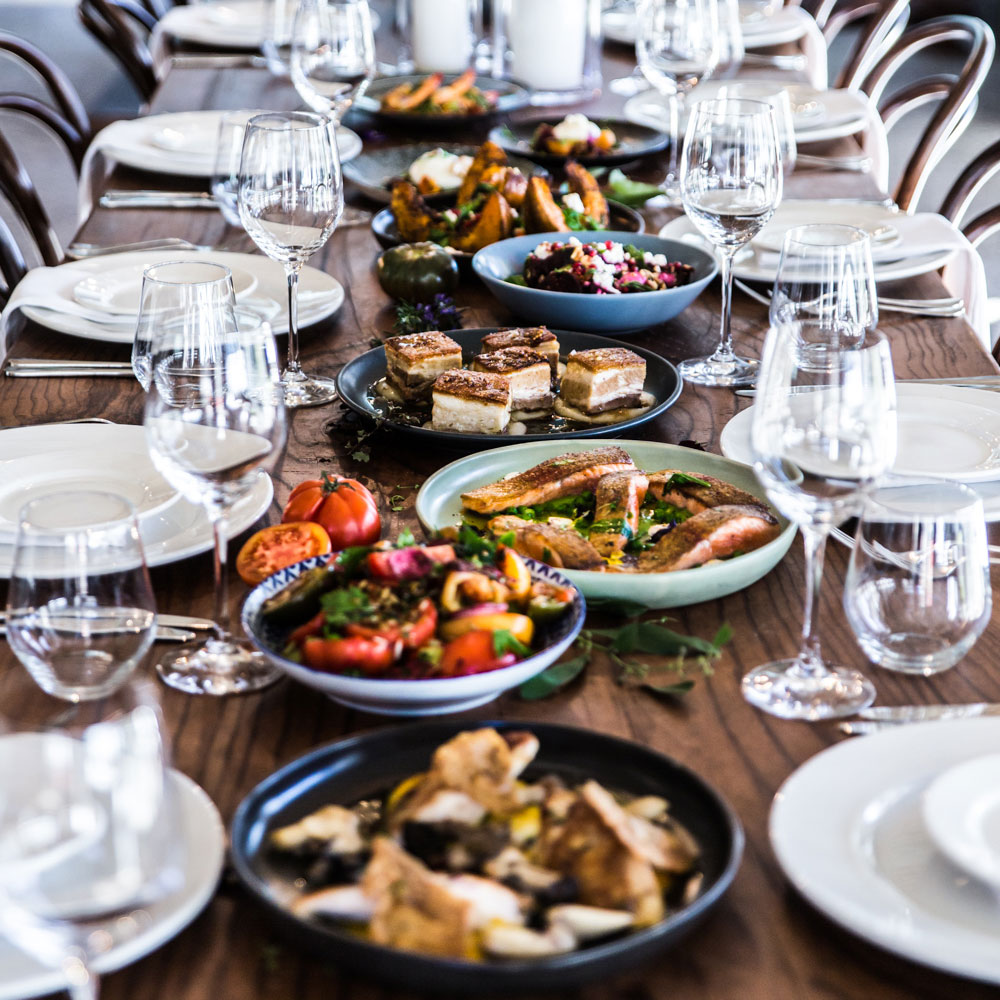 SHARE THE LOVE  Vibrant, generous and delicious, our  Table Share Menu  is the perfect way to enjoy a feast of flavours with family and friends.